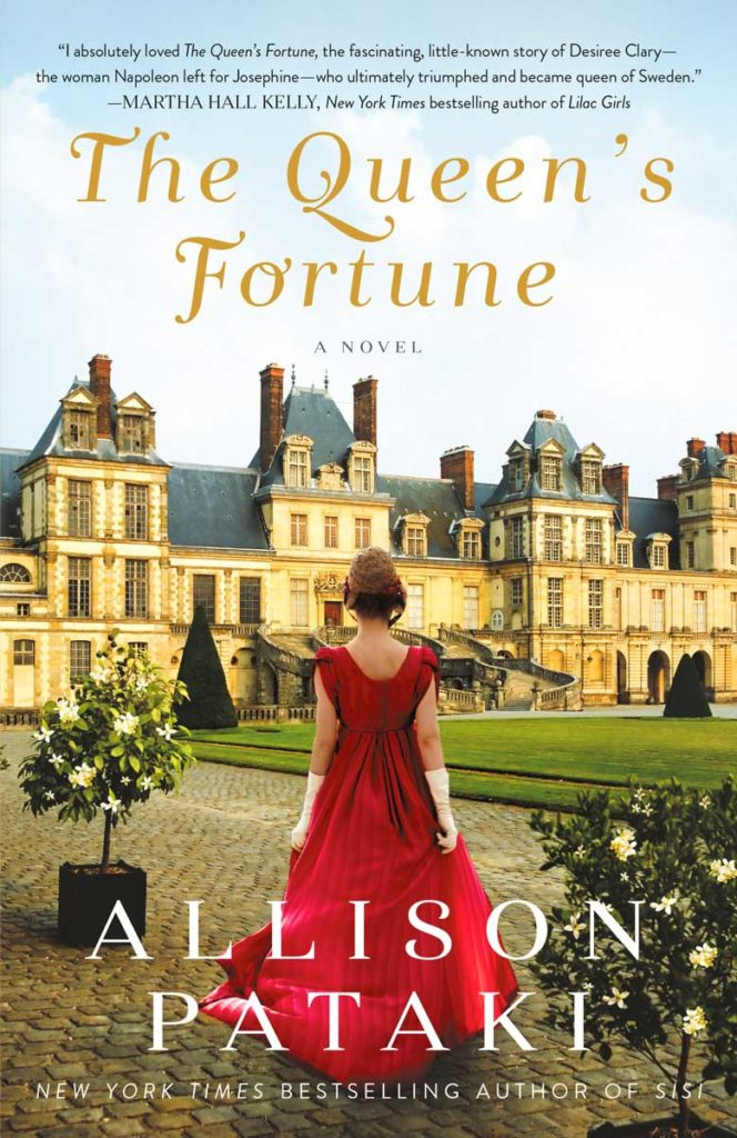 Queens Fortune Paperback Cover